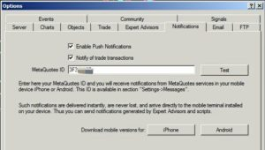 metatrader push notify