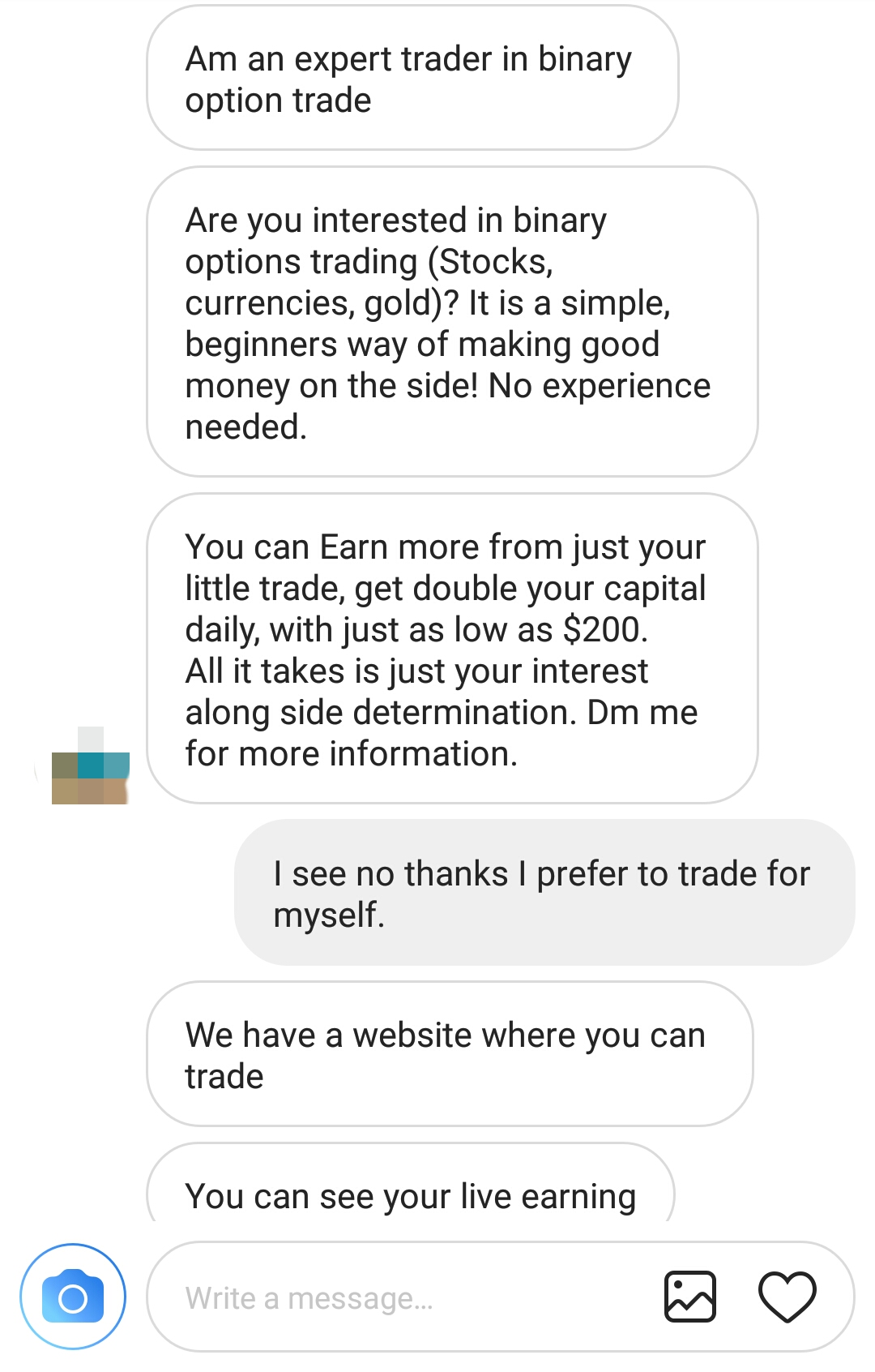 Certified forex professional