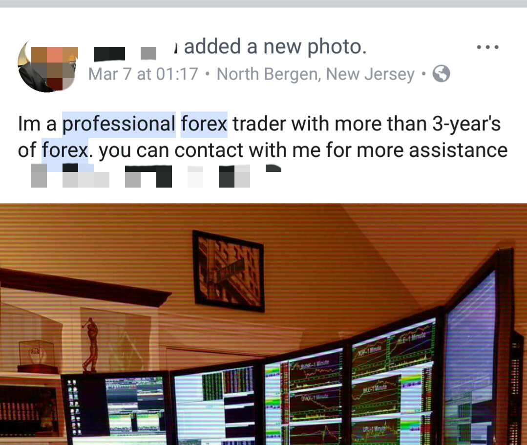 Mba forex management