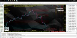 trading pad