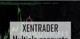 xentrader multiple accounts update