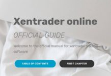 xentrader online manual