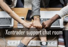 xentrader official support chat room