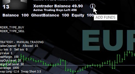 xentrader payments